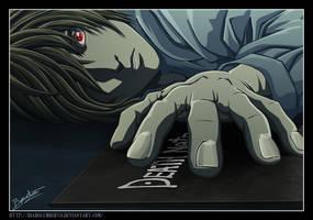It's MINE  -Death Note- by diabolumberto
