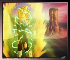 Vegeta -Dragon Ball Z- by diabolumberto
