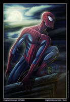 Spiderman by diabolumberto