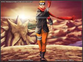 Naruto - The last - by diabolumberto
