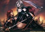 Lady Death - Goblin Queen by diabolumberto