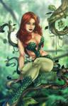 Poison Ivy by diabolumberto