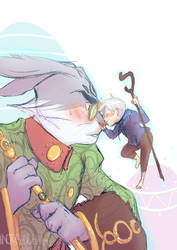 Fairy Jack by injureddreams