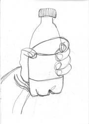 Hand Gesture Drawing by horrorshowfreak