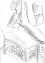 Final Project: Gesture Drawing by horrorshowfreak