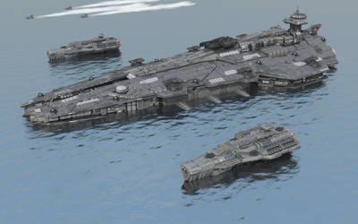 18-3-Espatiers-Splashdown by rcbcgreenpanzer