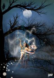 The Myth Dancer by crazybeginner