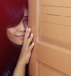 At your door by crazybeginner