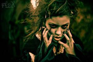 Queen Kotya Is Infected. by FlexDreams
