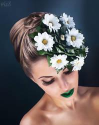 Floral Beauty III by FlexDreams