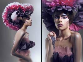 Blossom: Magenta by FlexDreams