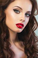 Beauty Portrait Anna by FlexDreams