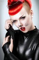 Naughty Cat I by FlexDreams