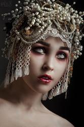 Blind Pearl by FlexDreams