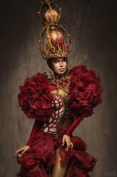Chess Queen I by FlexDreams
