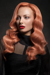 Hair Up by Haute Couture Estel by FlexDreams