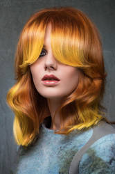 Haute Couture Estel I by FlexDreams