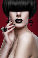 Black Anastasia Beauty by FlexDreams