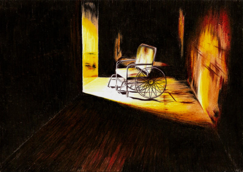 Wheelchair by Saraty