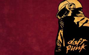 Daft Punk Thomas Wallpaper by xDaftPunk