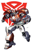 Prime Ratchet by Dan-the-artguy