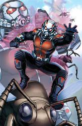 Ant-man by Dan-the-artguy
