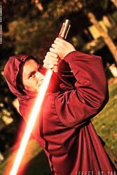 Saber Laser Red - STAR WARS by yax94470