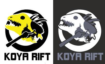 Koya Rift logos by SunnyKatt