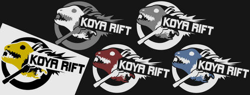 Koya Rift logos v2 by SunnyKatt