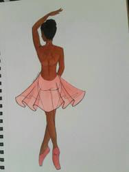 A Dancer by DarkGem101