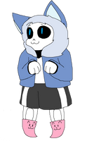 Kitty Sans by icem0untain