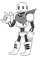 OFF styled Papyrus Sprite by icem0untain