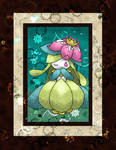The Lilligant by Macuarrorro