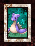The Lapras by Macuarrorro
