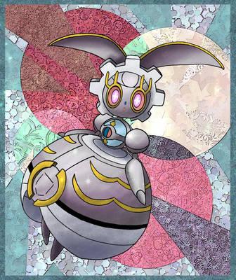 The Man-Made Pokemon by Macuarrorro