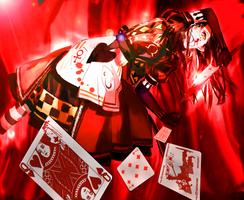 Alice In Wonderland by OolimekilnoO