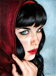 Red Riding Hood by mwford