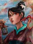 Mulan by PedroMA26