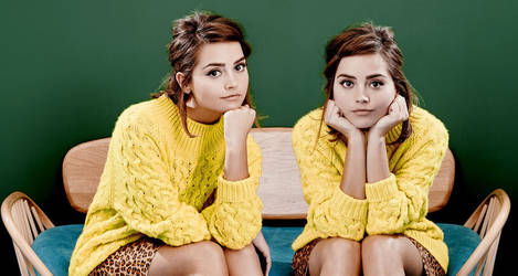 Jenna Coleman 9 by FamouslyFused