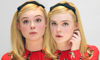 Elle Fanning 3 by FamouslyFused