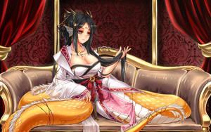 Empress by BanyeX