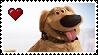 Dug Lover Stamp by Nemo-TV-Champion