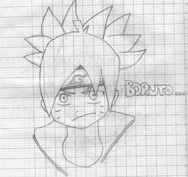 Boruto by goku1580