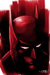 Bat-Sketch Day 3 by shinkusuarez88