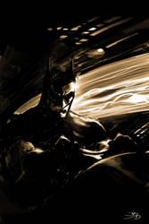 Bat-Sketch Day 5 by shinkusuarez88