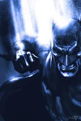 Bat-Sketch Day 6 by shinkusuarez88