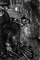 Bat-Sketch Day 8 by shinkusuarez88