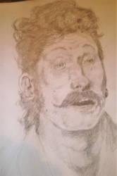 Eugene Hutz sketch by zonbi-ant