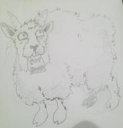 What do you get when you mix pop rocks and a goat by zonbi-ant