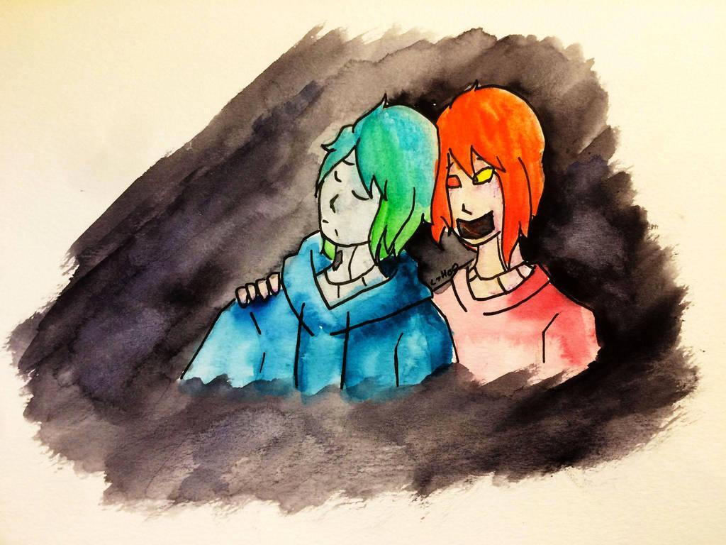 Cursed Brotherhood by MagisterNeki